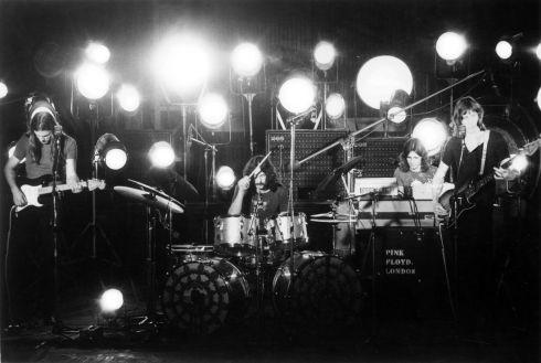 1972 Pink Floyd Live at Pompeii