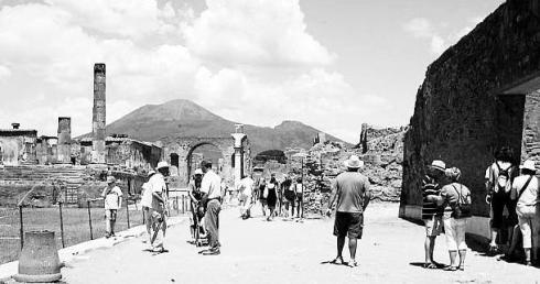 PompeiScaviInternoVesuvio